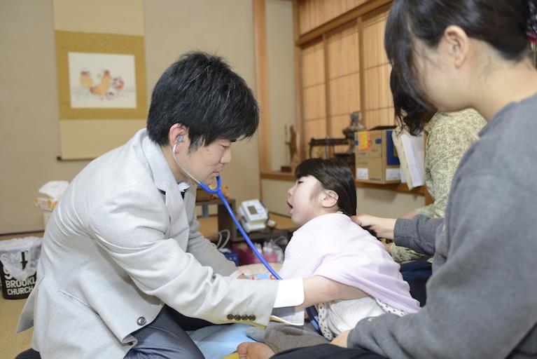 子どもの訪問診療